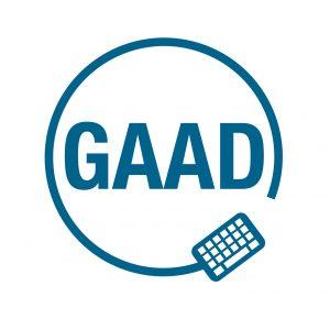 GAAD - logo