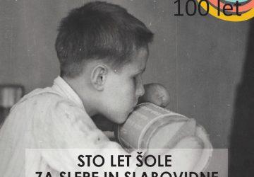 Razstava Sto let šole za slepe in slabovidne v Sloveniji