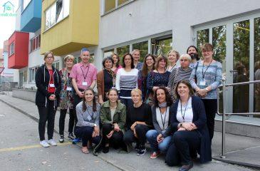 SMILE Training event v Zagrebu