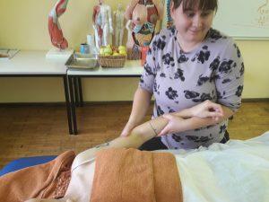 Masažni salon v Centru IRIS