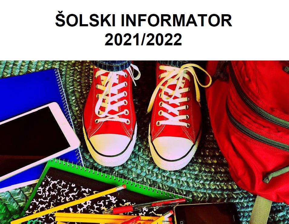 Šolski informator 2021/2022 (pdf)